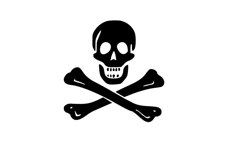 Skull And Crossbones Logos