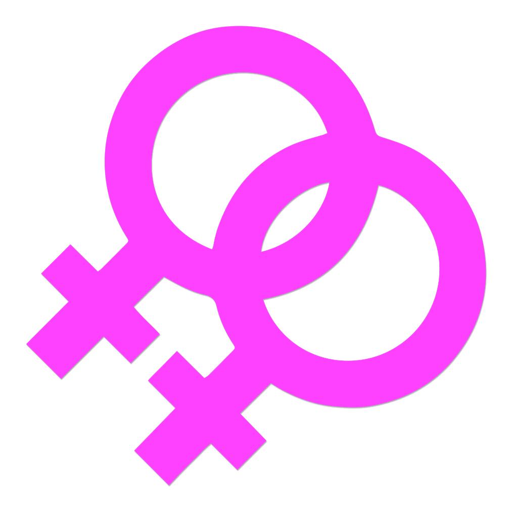 Lesbian logos