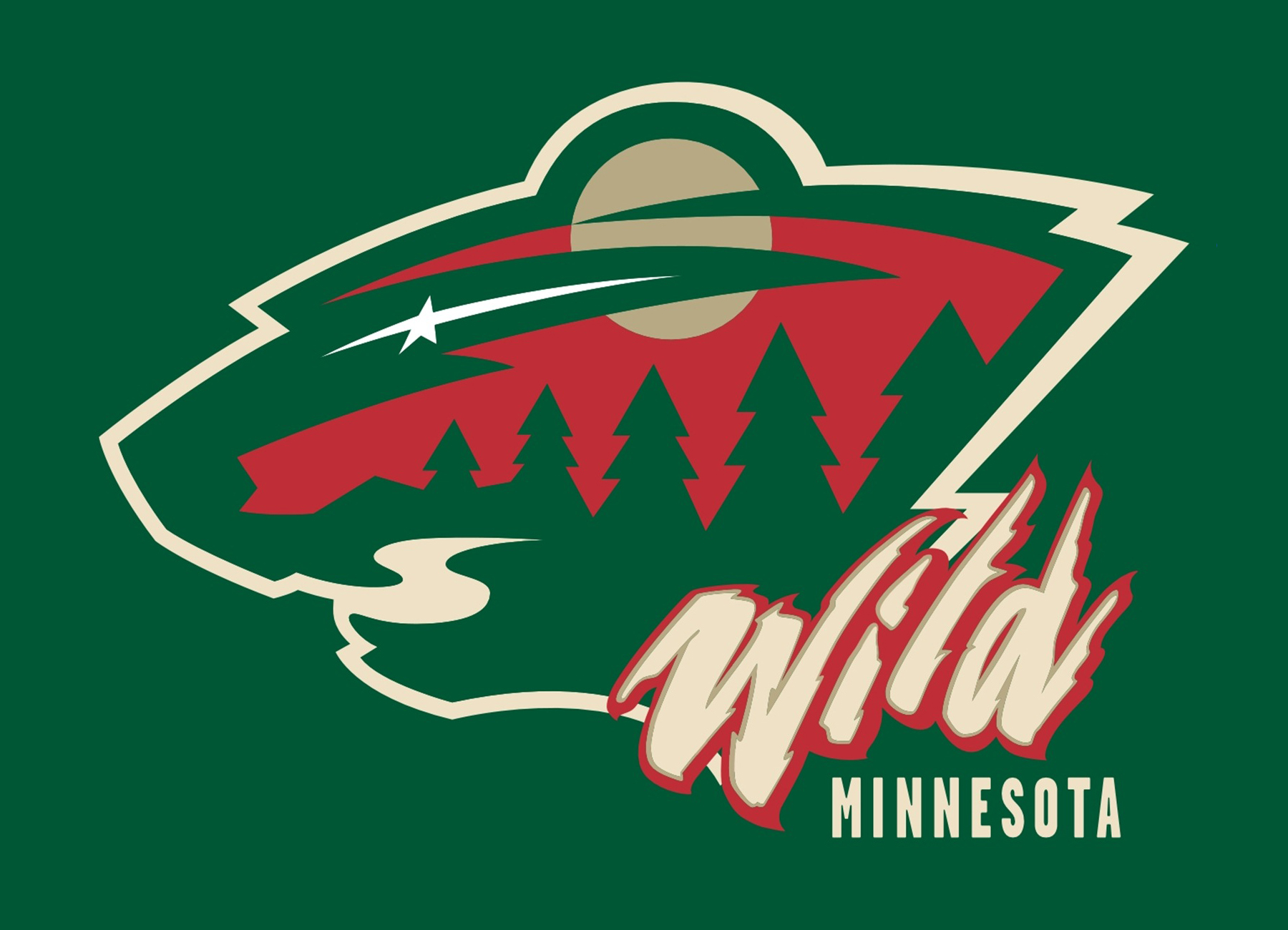 Minnesota Wild Logo Symbol Meaning