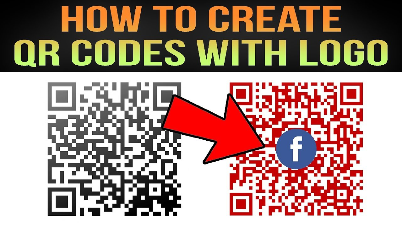 Create qr code with Logos