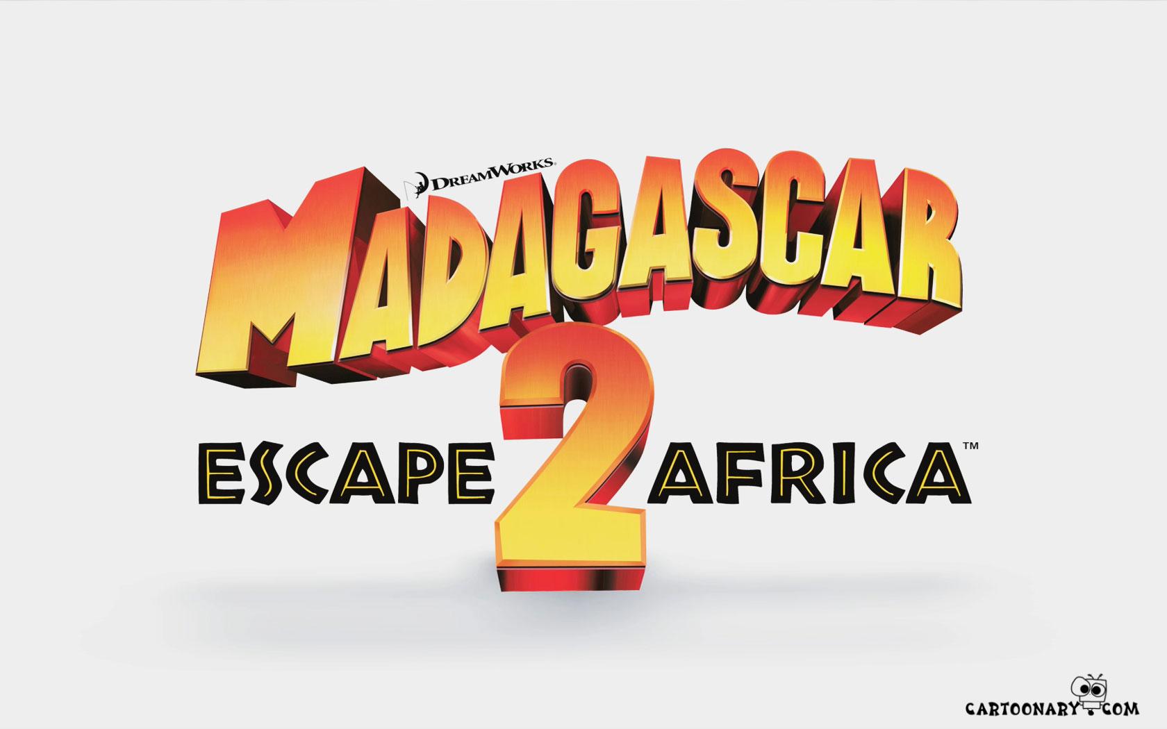 Dreamworks Madagascar Logos