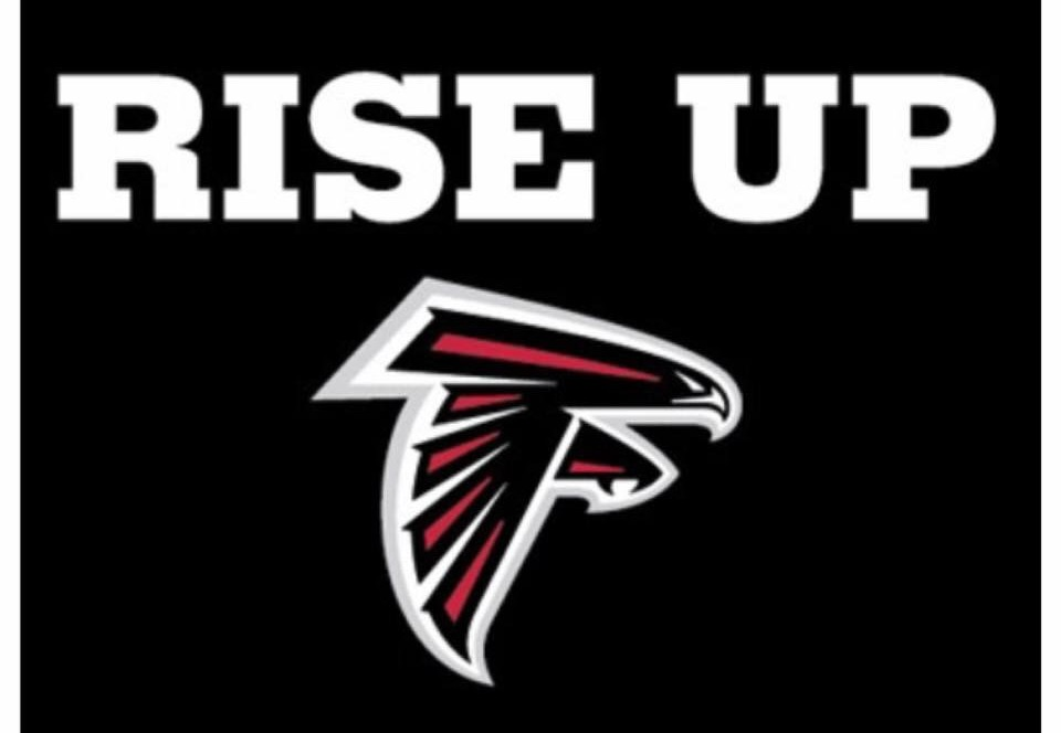 Atlanta Falcons Wallpaper Engine: Falcons Rise Up Logos