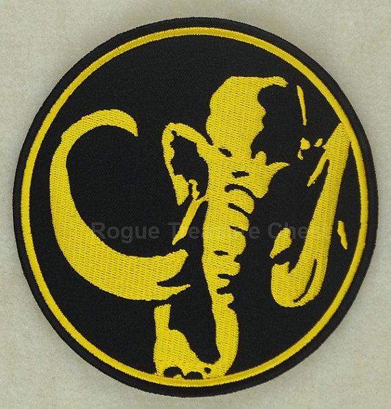 Black Power Ranger Logos