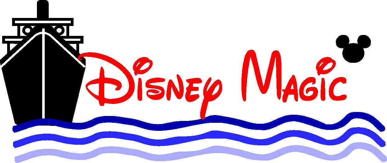 Disney cruise Logos