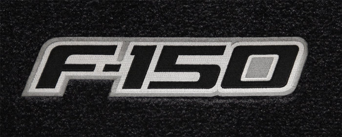 f150 ford logos 150 mats custom floor 2005 trucks company ery logolynx suvs