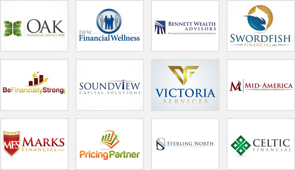 Finance company Logos