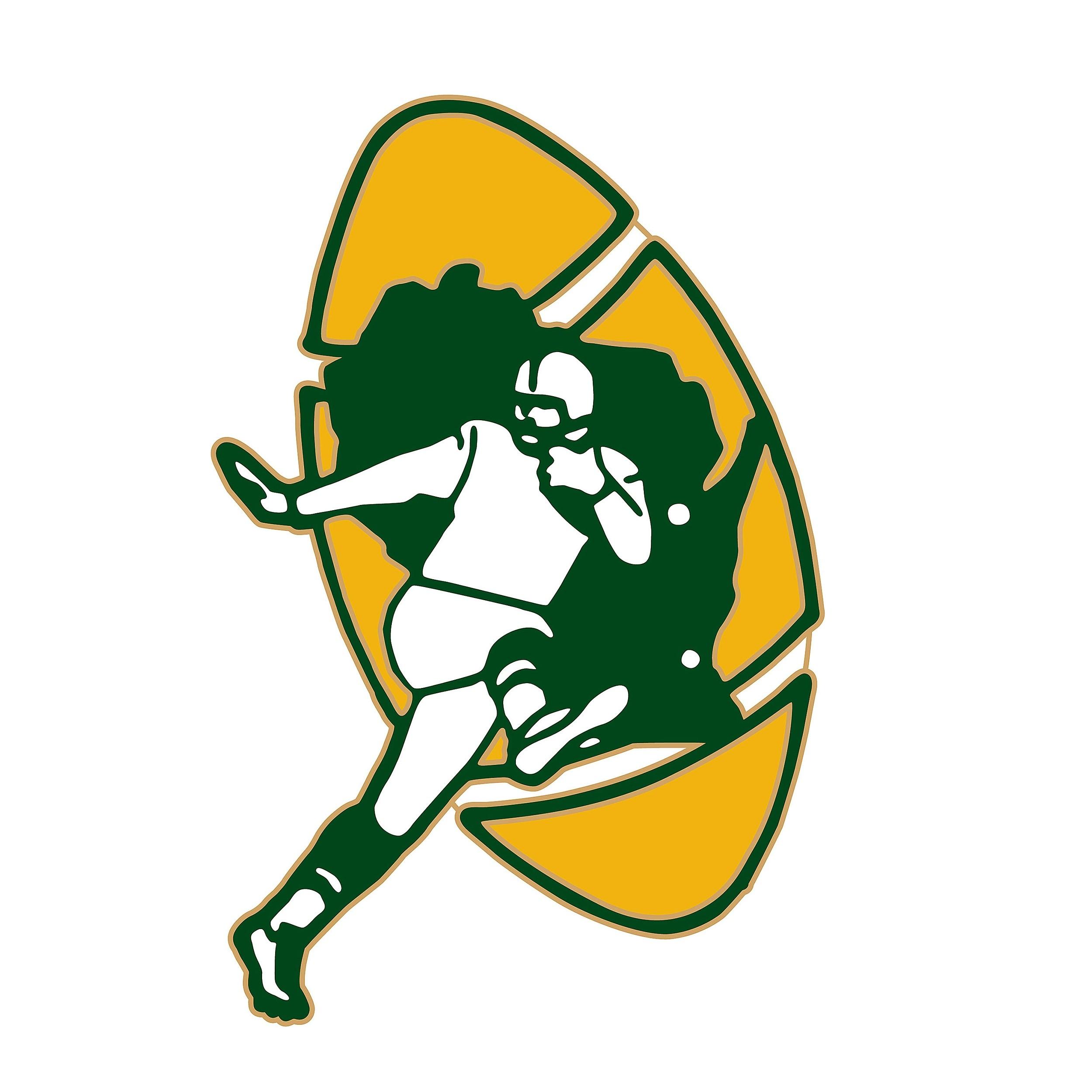 Green Bay Packers Retro Logos