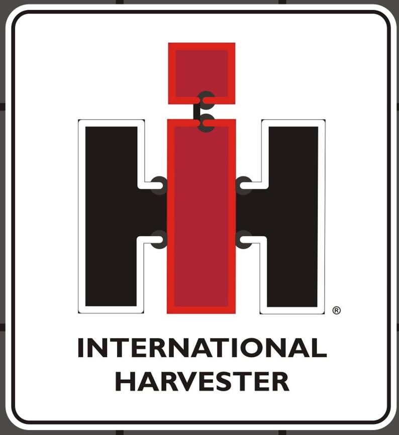 International Harvester Logos