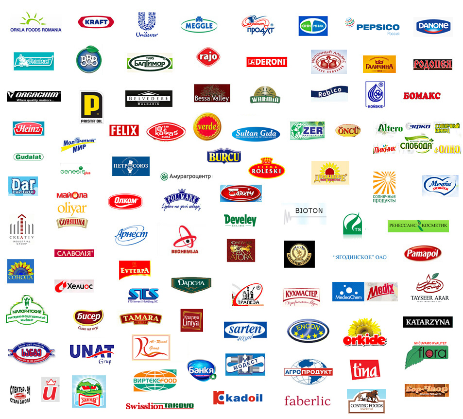 Brands are what Famous world brands