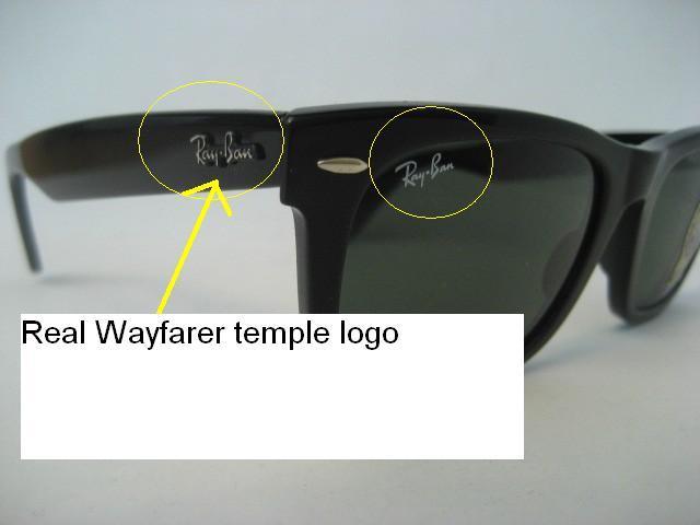 ray ban wayfarer 2140 fake