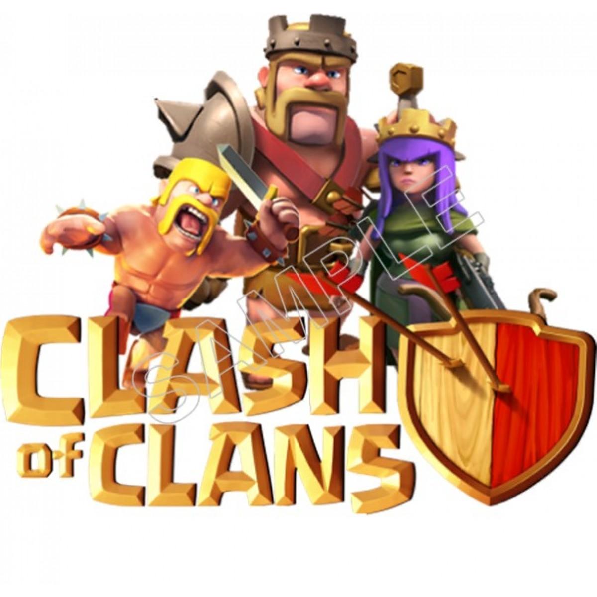 Coc Clan Logos Wwwtollebildcom