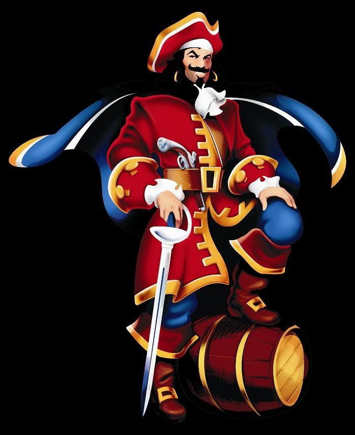 Captain Morgan Logos