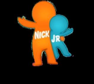 Nick jr productions Logos