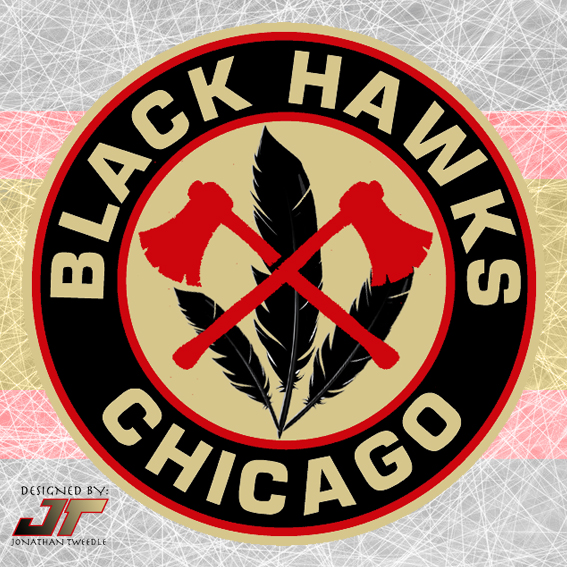 New blackhawks Logos 7a94e7f53