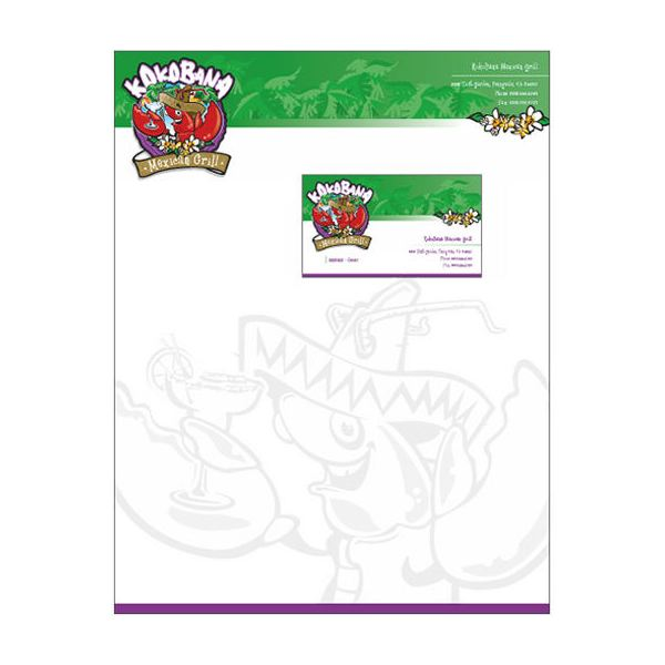 Letterhead Examples With Logos