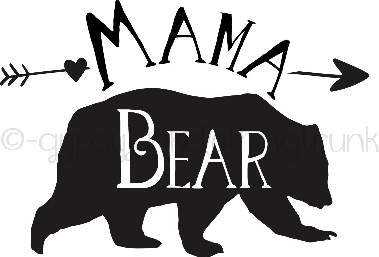 Mama Bear Logos