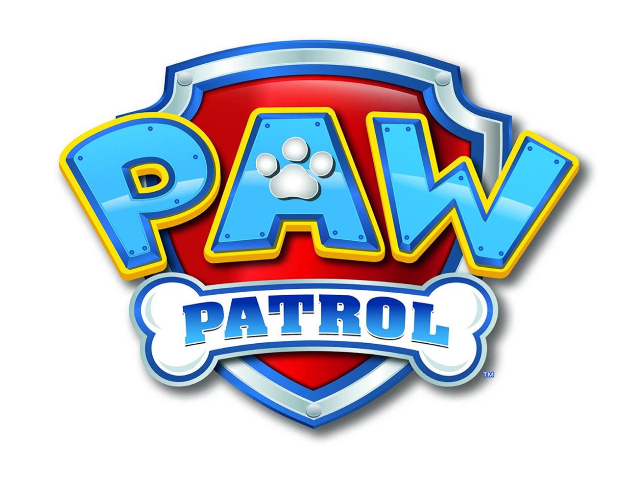 Paw Patrol Printable Logos
