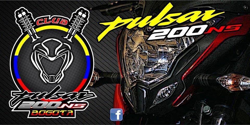 pulsar 200 ns logos