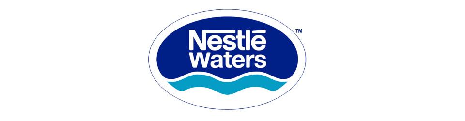 Nestle waters Logos