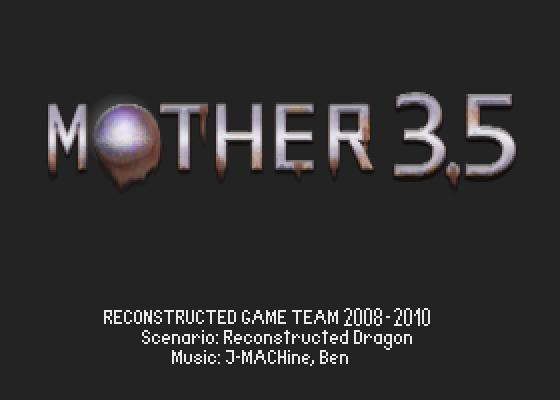 Mother 3 Logos