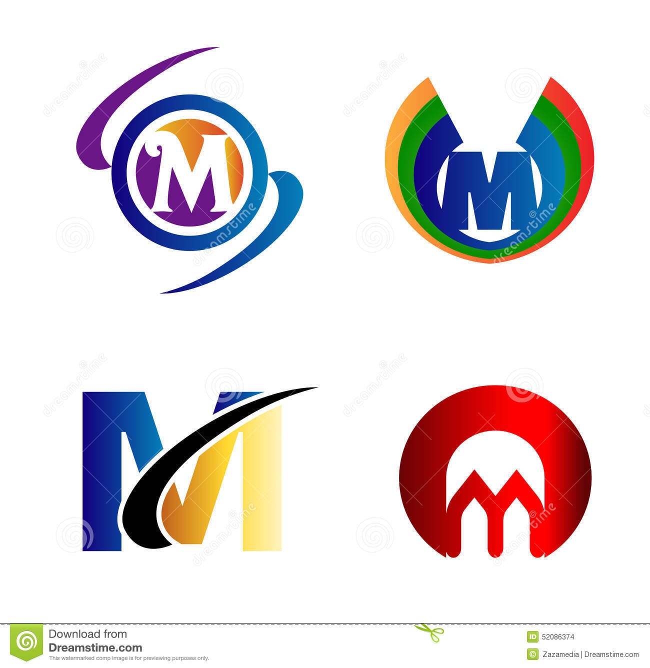 Graphic Stock Logos