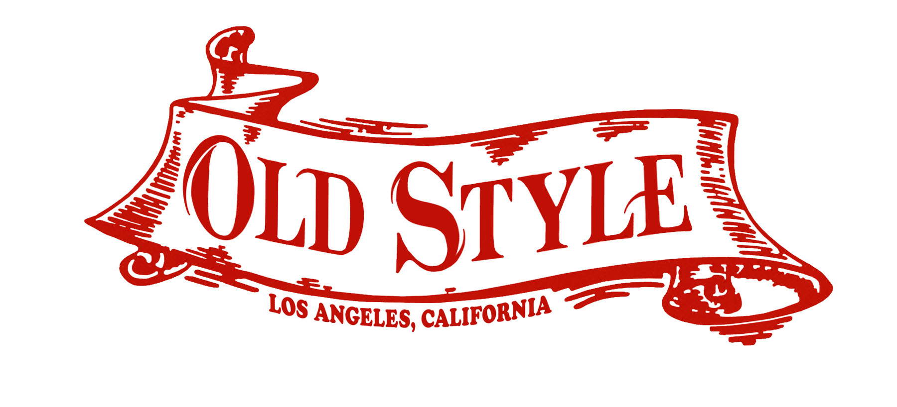 old fashioned logos