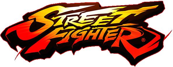 vector street fighter v logo