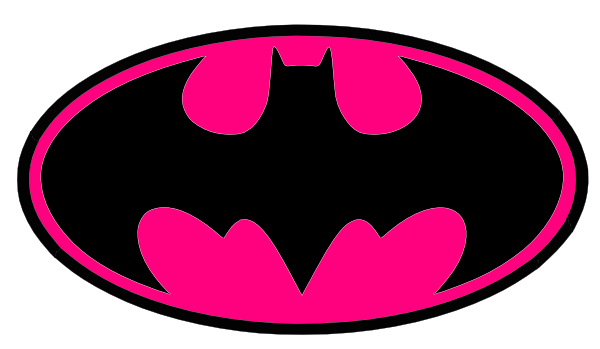 image about Incredibles Logo Printable called Printable batgirl Emblems