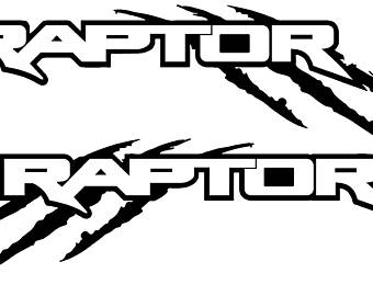 Ford Raptor Logo Vector >> Ford Raptor Logos
