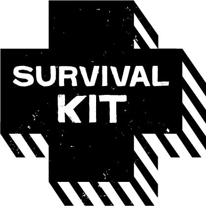 Survival Kit Logos