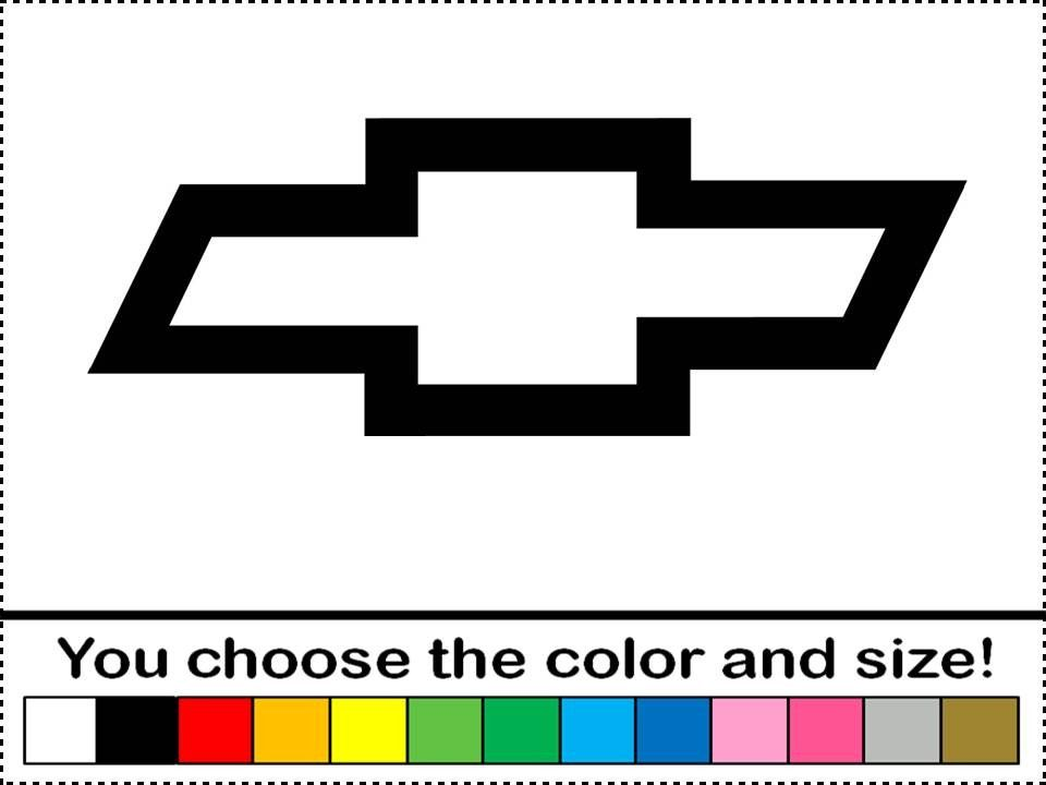Printable Chevy Logos