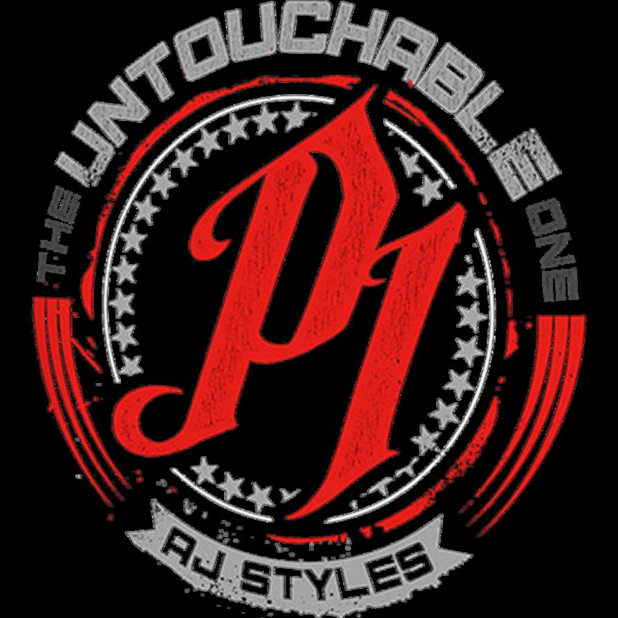Wwe Aj Styles Logos