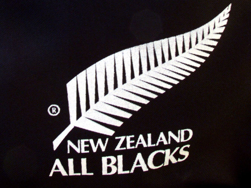 All Blacks Logos