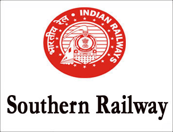 Indian southern railway Logos