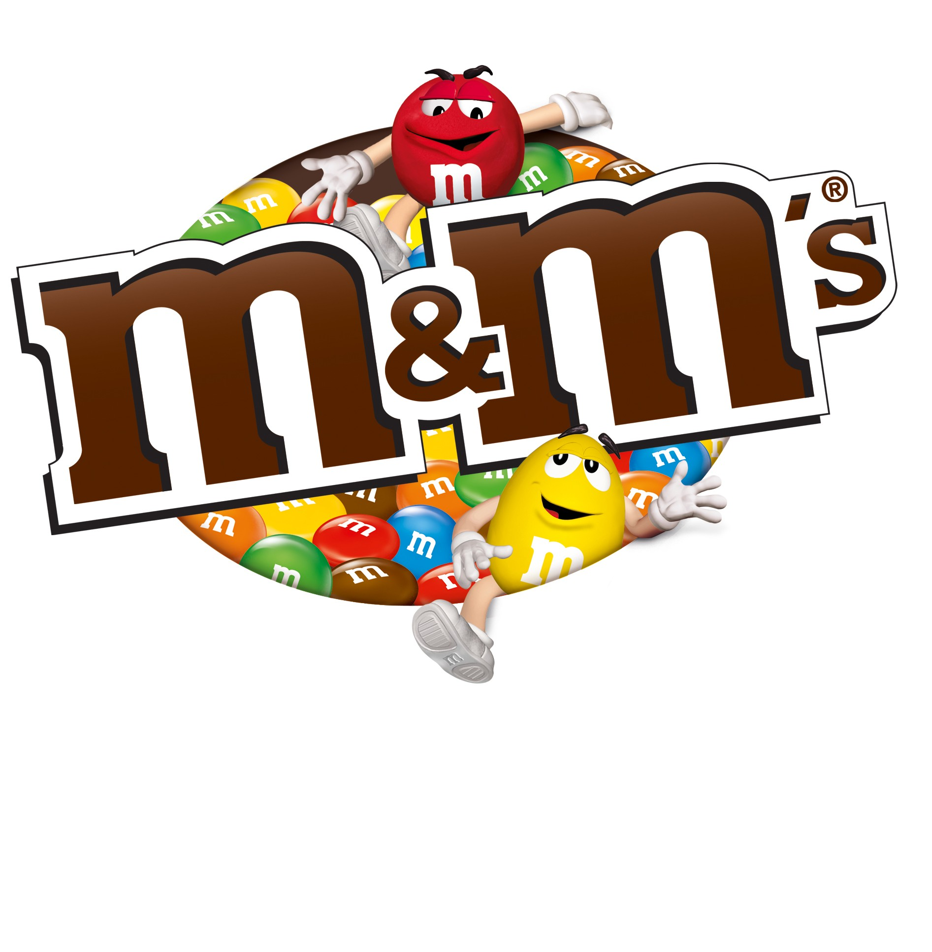 M And M Candy Logos
