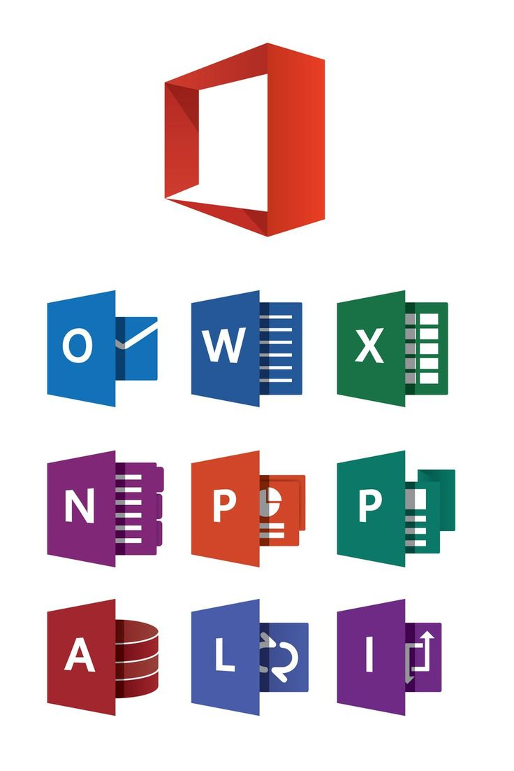 Office Online Logos