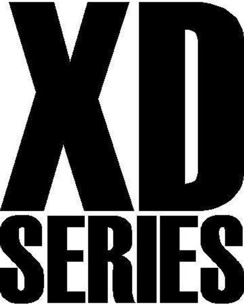 Xd Series Logos