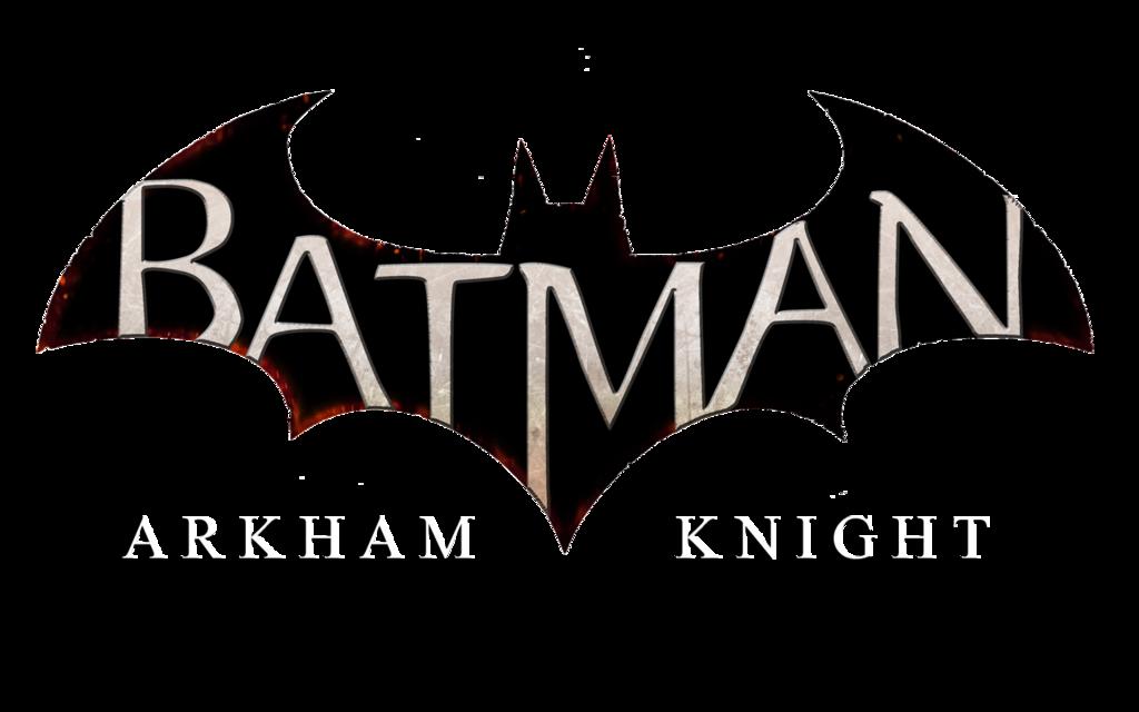 Batman Arkham Knight Logos