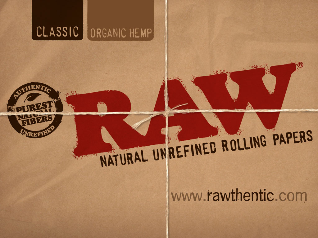 Raw Papers Logos