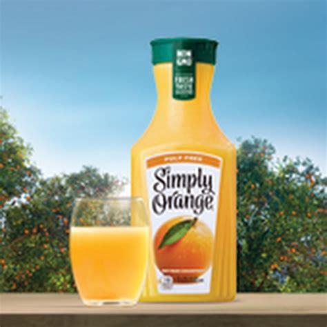 FLASH Giveaway: Simply Orange Juice - Sippy Cup Mom |Simply Orange Logo