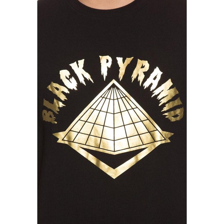 Black pyramid Logos