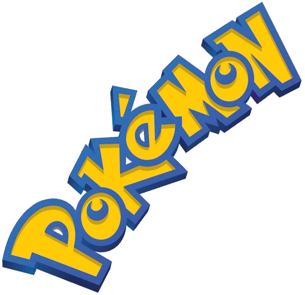 Pokemon Logos