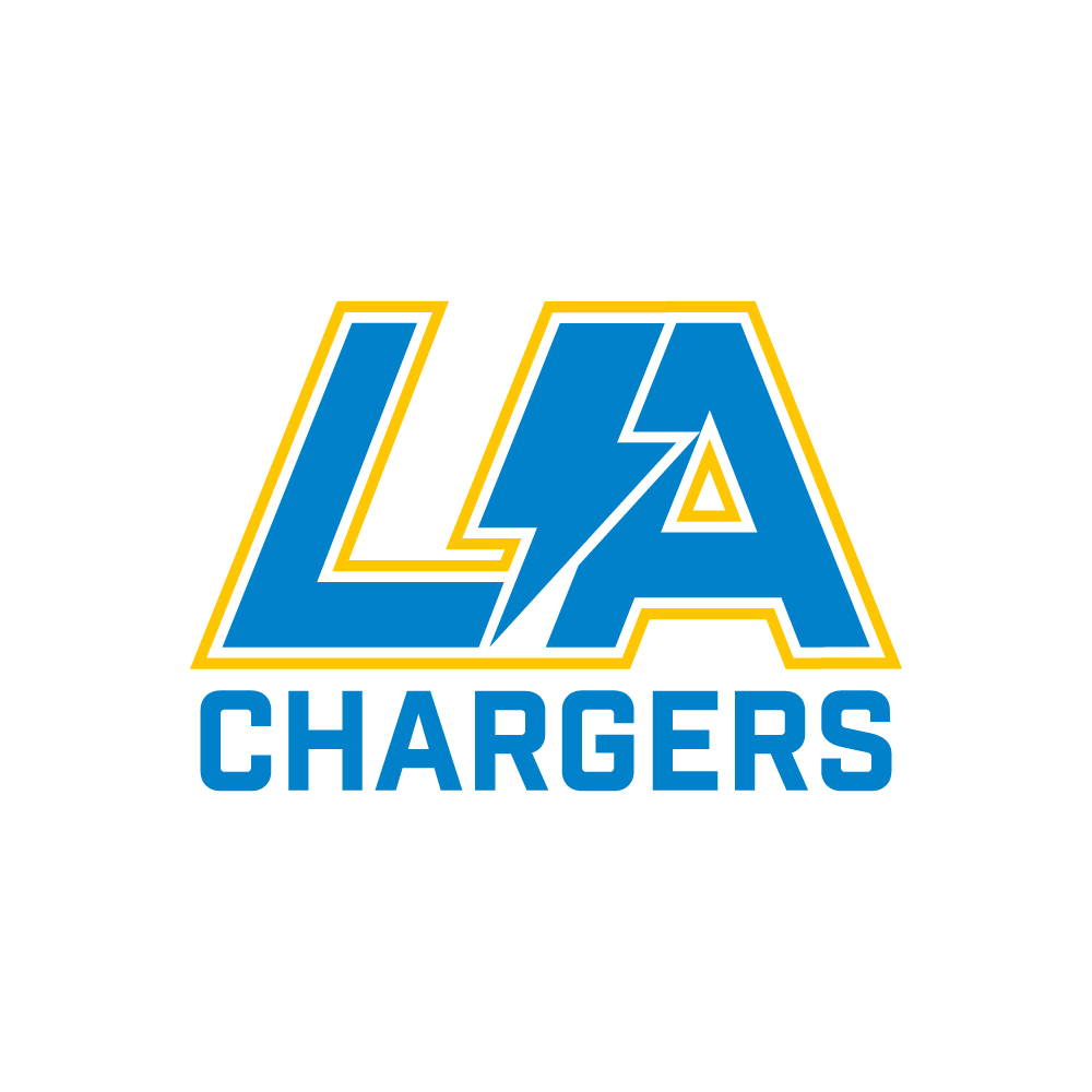 Los Angeles Chargers Logos