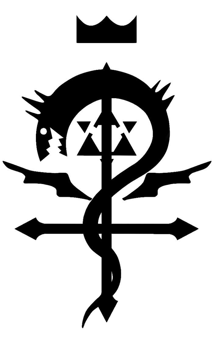 Fullmetal Alchemist Symbol Meaning Topsimages