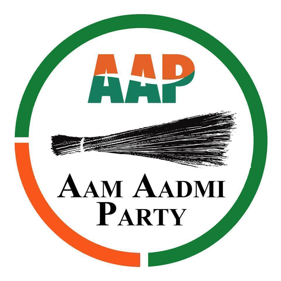 Image result for aap logo