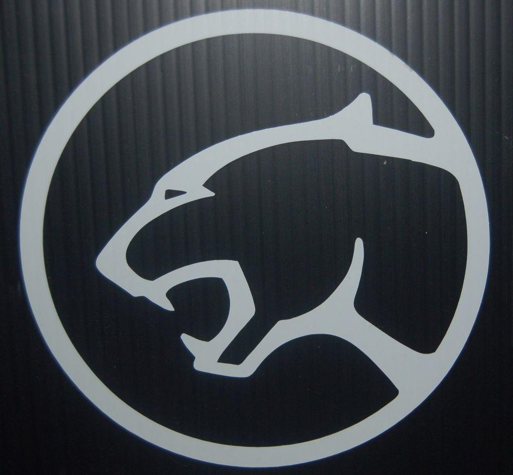 Mercury cougar logo car vinyl decal sticker 026z ebay
