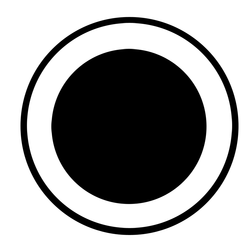 black and white circle logos black and white circle logos
