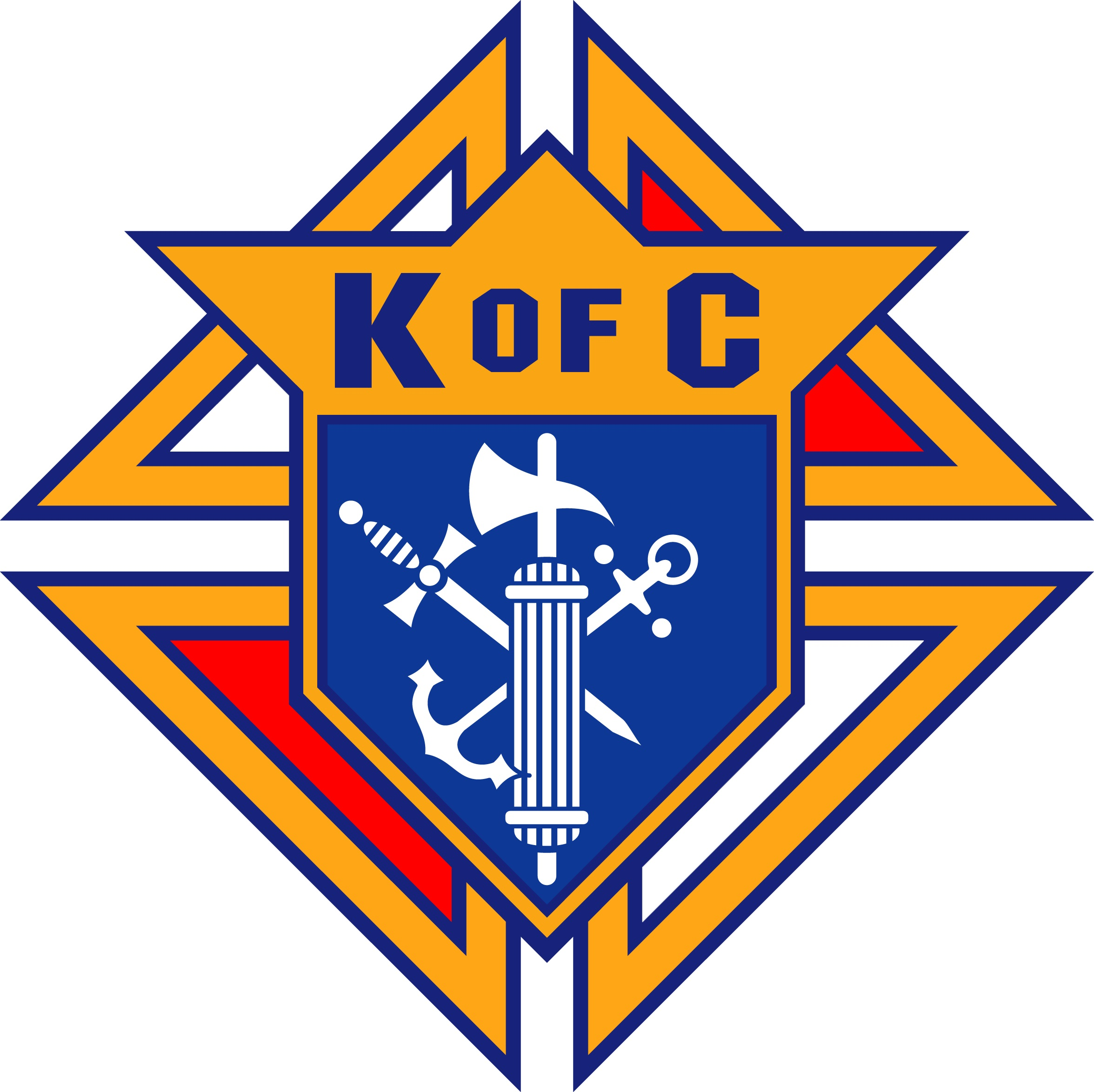 Knights of columbus Logos