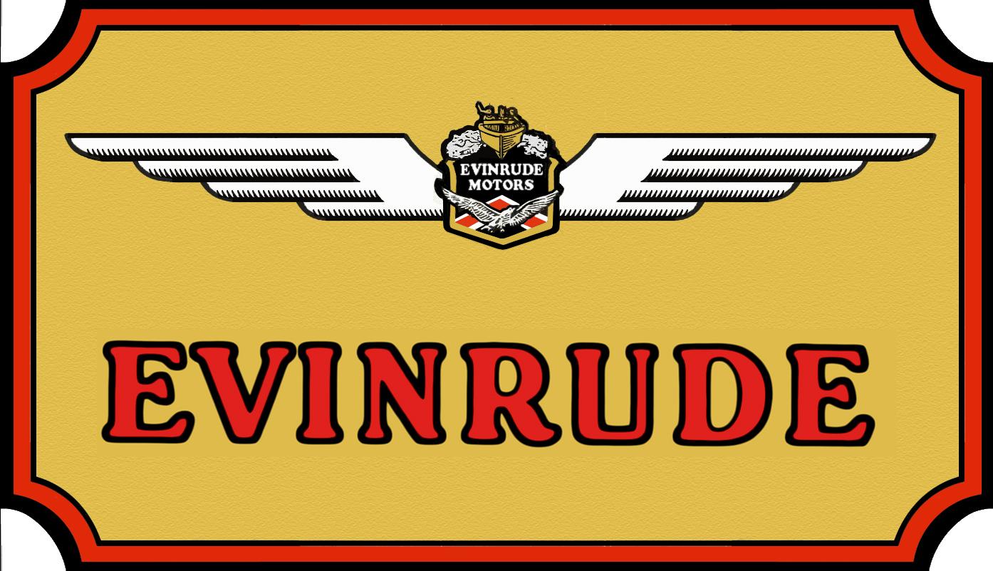 Evinrude Logos