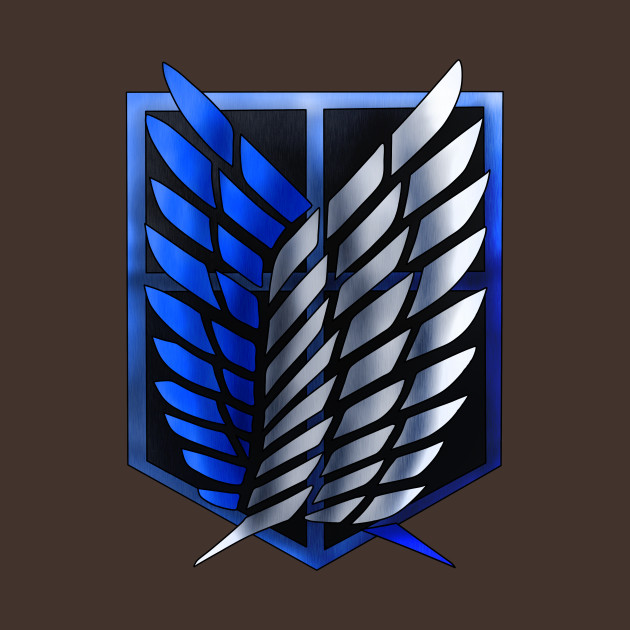 Attack on titan Logos